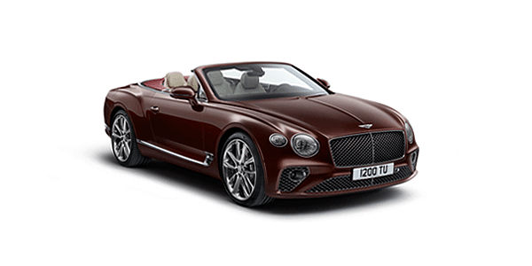 New Continental GT Convertible